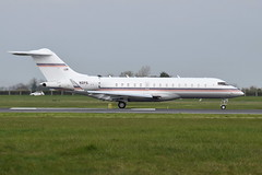 N2FE BD.700 Global Express - Federal Express (eigjb) Tags: dublin airport eidw ireland jet executive business bizjet aircraft airplane aviation 2019 plane spotting n2fe bd700 global express glex federal
