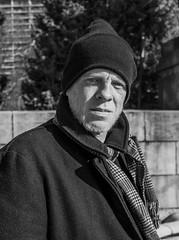 Hangin' out by the Art Museum ©2019 Steven Karp (kartofish) Tags: monochrome street philadelphia pennsylvania museumofart rockysteps blackandwhite fuji fujifilm xt2 candid