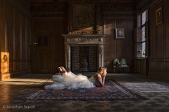 Dreaming about love ! (Klarix Photo) Tags: portrait amour love abandonned old decay mansion belgium
