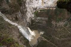 Vue du Creux Billard de la rive Droite (inédit) (francky25) Tags: vue du creux billard de la rive droite inédit franchecomté doubs nans sous sainte anne cascade