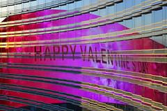 Happy Valentines Day (Paul B0udreau) Tags: lasvegas canada ontario niagara paulboudreauphotography nikon nikond5100 nevada nikkor1855mm reflections nighttime lights aria nikkor50mm18