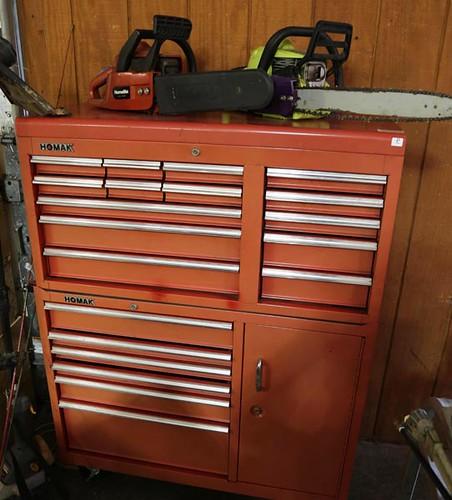 Homark Tool Box ($280.00)