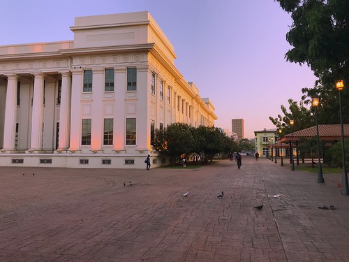 Centro Histórico de Managua, Feb 2019