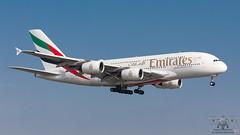 A6-EUO A388 UAE