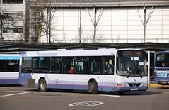 First Glasgow SF51 YBS (61625) | Route 263 | Buchanan Bus Station, Glasgow (Strathclyder) Tags: first glasgow firstglasgow volvo b10ble wright renown sf51 ybs sf51ybs 61625 buchanan bus station scotland olympialivery blantyre sv621 firstlanarkshire