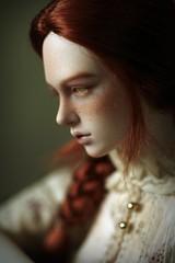 Thelma (dolls of milena) Tags: bjd abjd resin doll iplehouse harace portrait vintage retro