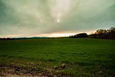 Interstate 5 Sunset (danialficek1) Tags: landscape sunset interstate5 i5 oregon ankenyhill fields clouds nikon d5000