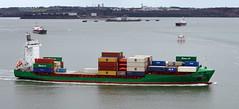M/V ELBEFEEDER (Tom Kennedy1) Tags: mvelbefeeder irishshipping portofcork cobhshipping cobh