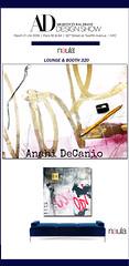 Architectural Digest DESIGN SHOW NYC 2019 Anahi DeCanio Naula Douglas Elliman (MY PINK SOAPBOX) Tags: anahidecanio naula abstractart abstractartist furniture interiordesign nycevents interiores decoracion decoracao pintora uruguay ecuador arquitectura architecture bespoke luxury homestyling
