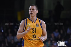 DSC_0303 (VAVEL España (www.vavel.com)) Tags: fcb barcelona barça basket baloncesto canasta palau blaugrana euroliga granca amarillo azulgrana canarias culé