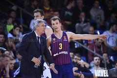 DSC_0270 (VAVEL España (www.vavel.com)) Tags: fcb barcelona barça basket baloncesto canasta palau blaugrana euroliga granca amarillo azulgrana canarias culé