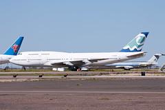 ex-Corsair Boeing 747-300 F-GSKY (jbp274) Tags: gyr kgyr airport airplanes boneyard wfu stored boeing 747 ss corsair