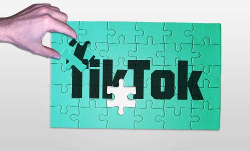TikTok-als-Puzzle