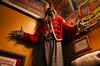 Museum of the Weird (matt carroll with a camera) Tags: museumoftheweird austin texas red orange dogfacedboy cryptid