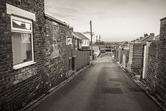 Back street. (CWhatPhotos) Tags: cwhatphotos camera photographs photograph pics pictures pic picture image images foto fotos photography artistic that have which contain flickr olympus pen sacriston county durham north east england uk back streets street