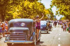 Hey Baby, It's the 4th of July (Thomas Hawk) Tags: america bayarea california eastbay piedmont piedmont4thofjulyparade piedmont4thofjulyparade2012 usa unitedstates unitedstatesofamerica vintage westcoast auto automobile car classiccar parade fav10 fav25