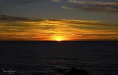 Goodnight 2018 (Patrick Dirden) Tags: sunset dusk sun yellow orange ocean pacificocean sea shellbeach sonomacoaststatebeach californiastateparks jennerca sonomacoast sonomacounty northbay bayarea northcoast northerncalifornia california newyearseve 2018