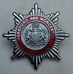 Hereford and Worcester Fire Brigade Cap Badge 1974-1999 (Lesopc) Tags: hereford worcester fire brigade service cap badge logo 1974 1975 1976 1977 1978 1979 1980 1981 1982 1983 1984 1985 1986 1987 1988 1989 1990 1991 1992 1993 1994 1995 1996 1997 1998 1999 hwfb uk rescue
