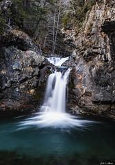 Valle de Bujaruelo (2) (sostingut) Tags: pirineos invierno río turquesa bosque valle cañón d750 nikon paisaje montaña soledad