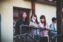 審計新村 台中 (旅人74) Tags: 富士 fujifilm xt100 台灣 taiwan taichung 台中 審計新村 young 青春 外拍 街拍 girl 女孩