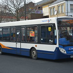 39702 NK58 EDR Stagecoach North East