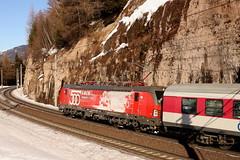 ÖBB 1293 018-8 500th loco from Siemens to ÖBB, RoLa Gries am Brenner (michaelgoll777) Tags: öbb vectron 1293