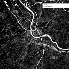 Area map of Basel, Switzerland (Hebstreits) Tags: basel baselareamap baselmap baselvectormap black bs business cartography city cityplan design download editable europe footway geography handmade highways image infographic innercity landmark lightmap location map maptemplate marker marketing monochrome plan presentation printmap roads selfmade sightseeing street streetmap template texture tourist trails travel trip urban vacation vector wallart wallmap