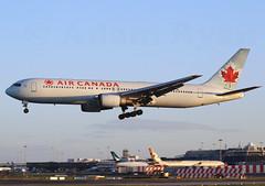 C-FPCA - Air Canada B767-300 (✈ Adam_Ryan ✈) Tags: dub eidw 2019 dublinairport2019 ireland canon 6d 100400liiisusm 100400 early earlymorning sun arrival landing aircraft airbusboeing cfpca air canada b767300