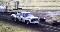 IMG_7010 (Richard Waugh) Tags: grant construction knockhill stages rally racing circuit canon eos 60d ef 70 200 mm f28 28 dunfermline scotland fife motor sport motorsport rallying cars ford escort mk ii mark 2