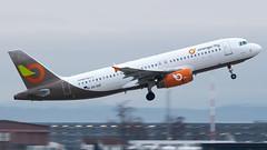 Airbus A320-232 SX-SOF Orange2fly (William Musculus) Tags: sxsof orange2fly airbus a320232 otf a320200 airport airplane plane spotting aviation basel mulhouse freiburg euroairport bsl mlh eap lfsb