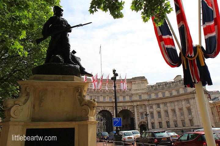 白金漢宮Buckingham Palace-14