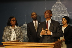 United Black Legislative Caucus Press Conference