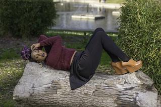 Maya Mayhemthrone,Fun Shoot,William Land Park,Land Par,Sacramento CA CA (CM1_0501-LR)