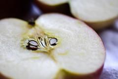 Intimissim (Pilonga's) Tags: poma fruita intimitats macro apple looking close friday