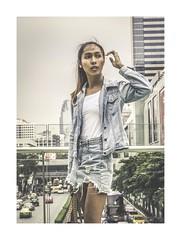 Fah in BKK (christophe plc) Tags: girl bangkok bkk city model fashion canon 6dmarkii christopheplc plouhinec chica fille