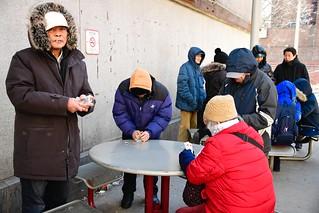 Gambling on Chinese New Year Chinatown
