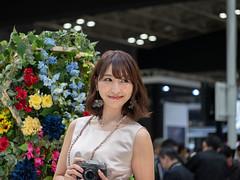 モデルさん (FUJIFILM) (ゑびす) Tags: fujifilm gfx50s 中判 モデル cp+2019 cp+ パシフィコ横浜