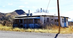 30619-063, Abandoned House (skw9413) Tags: newmexico abandonedhouses