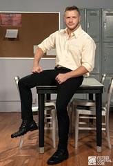 Brian Bonds (Heiko_baby) Tags: gay schwul male man boots stiefel bottes
