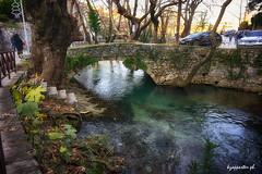 Livadeia (kzappaster) Tags: stonebridge bridge samsung samsungnx100 samsungnx nx100 nx ifn 16mmf24 16mm mirrorless compactsystemcamera livadeia leivadia voiotia greece hdr river water erkyna