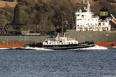 The Serco Marine Services tug SD Dependable, IMO 9533804; Loch Long, Firth of Clyde, Scotland (Michael Leek Photography) Tags: ship workingboat workboat tug tanker oiltanker oilindustry chemicaltanker vessel ships merchantship merchantnavy merchantvessel merchantships clyde firthofclyde lochlong cowal cowalpeninsula blairmore strone argyllandbute argyll westcoastofscotland westernscotland scotland scottishcoastline scottishlandscapes scotlandslandscapes scottishshipping michaelleek michaelleekphotography