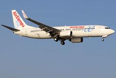EC-KCG_02 (GH@BHD) Tags: eckcg boeing 737 738 737800 b737 b738 ux aea aireuropa aircraft aviation airliner ace gcrr arrecifeairport arrecife lanzarote
