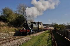 Dean Forest Railway (Martin Creese) Tags: 5541 nikon d90 april 2019 sunny railway photography dean forest