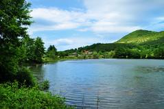 Езерата в село Лебед