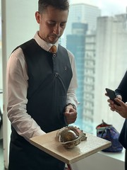 IMG_E1842 (g4gary) Tags: byinvitation lunch guestchef tastingmenu michelin 2star hongkong french collaboration fourhands russian restaurant central