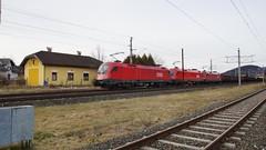 Ledenitzen (modellbahn.kaernten) Tags: taurus train tauri lok lokomotive zug güterzug