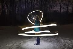 Orbit (trois petits oiseaux) Tags: light lightpainting kids childhood