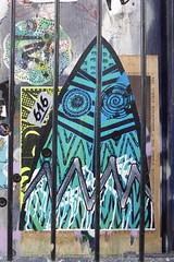 616 graffiti, Shoreditch (duncan) Tags: graffiti shoreditch streetart 616