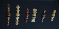 Chess Reflections (Beangrau12) Tags: mirror king queen bishop knight rook pawn reflection nikon3200 tamron16300mm