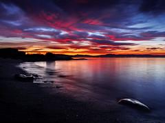 Cabo de Cruz (Noel F.) Tags: sony a7r a7rii cabo de cruz barbanza ria arousa galiza galicia mencer sunrise long exposure